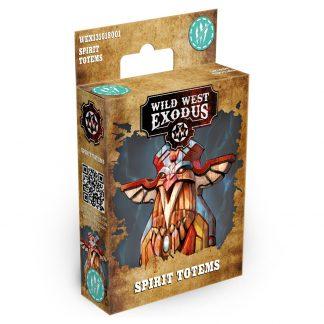 WWX: Spirit Totems 1
