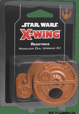 Star Wars X-Wing: Resistance Maneuver Dials 1