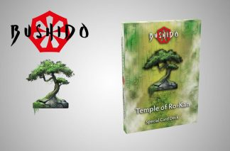 Temple of Ro-Kan - Special Card Deck 1