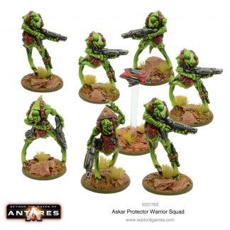 Askar Protector-Warrior Squad 1