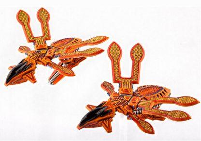 Shaltari Firebird / Thunderbird 2