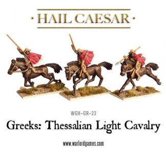 Thessalian Light Cavalry 1