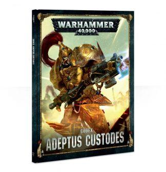 Codex: Adeptus Custodes 1