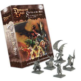Dungeon Saga: Eye of the Abyss 1