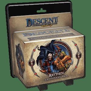 Descent 2nd Ed: Raythen 1