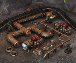 Terrain Crate: Industrial Accessories 1