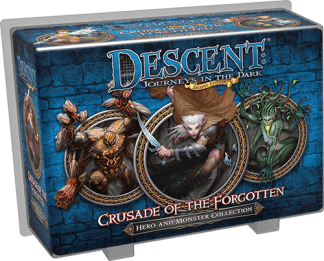 Descent 2nd Ed: Crusade of the Forgotten 1