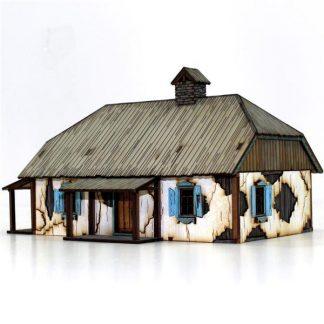 Ukraine Rural House 1
