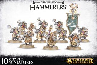 Dispossessed Hammerers / Longbeards 1