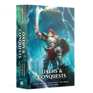 Age of Sigmar: Oaths and Conquests (hardback) 1