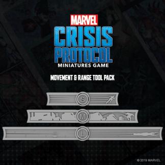 Marvel Crisis Protocol: Measurement Tools 1