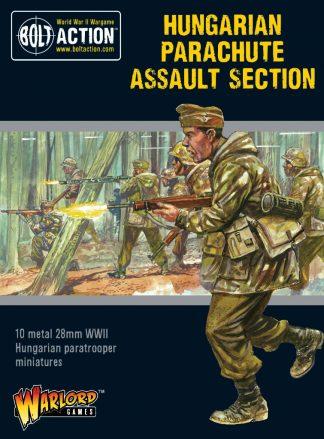 Hungarian Parachute Assault Section 1