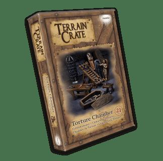 Terrain Crate: Torture Chamber 1