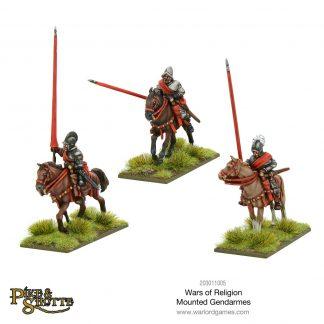 Mounted Gendarmes 1