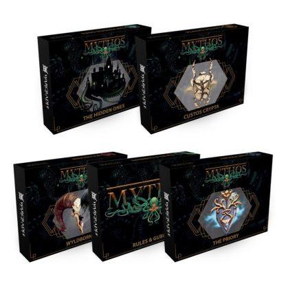 Mythos: Early Release Bundle 1