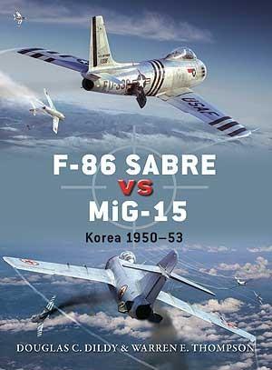 F-86 Sabre vs MiG-15 1