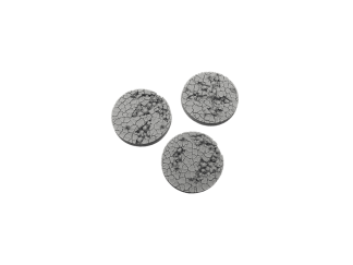 Chaos Waste Bases, Round 50mm (2) 1