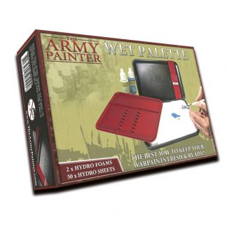Army Painter Wet Palette 1
