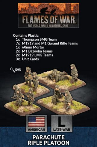 US Parachute Rifle Platoon 1