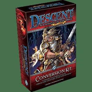 Descent 2nd Ed: Conversion Kit 1