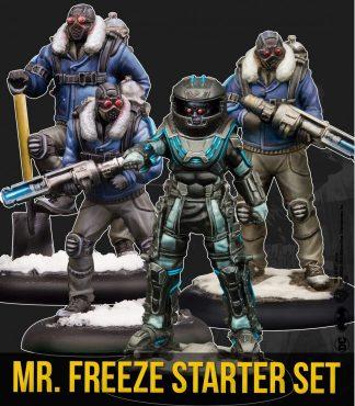 Mr. Freeze Starter Set 1