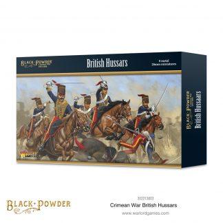 Crimean War British Hussars 1