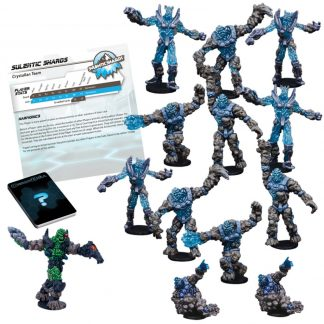Dreadball: Sulentic Shards Crystallan Team 1