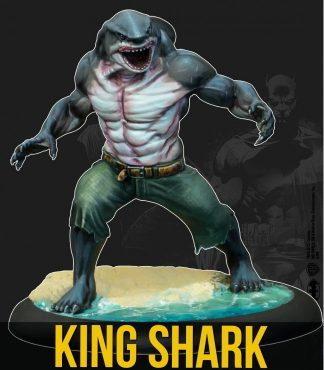 King Shark (TV Show) (multiverse) 1