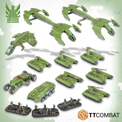 UCM Starter Army (2019) 3