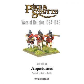 Wars of Religion Arquebusiers 1