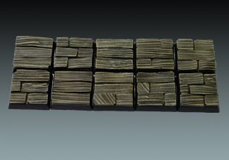 Plank: 20mm Square Bases (10) 1