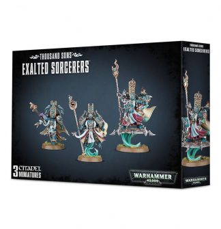 Thousand Sons Exalted Sorcerors 1