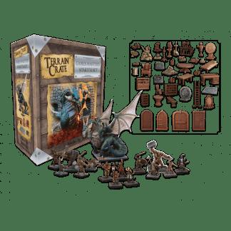 Terrain Crate: GM's Dungeon Starter Set 1