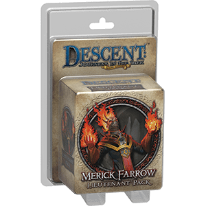 Descent 2nd Ed: Merick Farrow 1