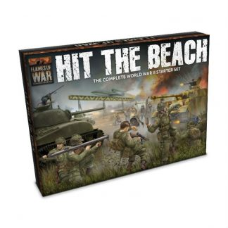 Hit The Beach - Flames of War Army Set 1