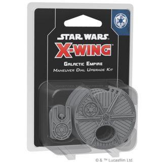 Star Wars X-Wing: Galactic Empire Maneuver Dials 1