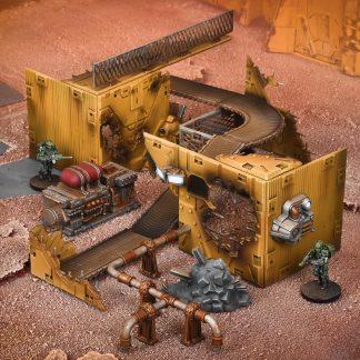 Terrain Crate: Forgotten Foundry 1
