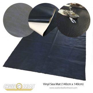 Cruel Seas: Vinyl Sea Mat (140cm x 140cm) 1
