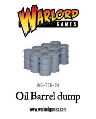 Oil Barrel Dump 1