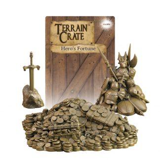 Terraincrate: Hero's Fortune 1