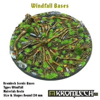 Windfall round 130mm (1) 1