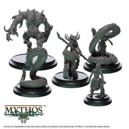 Mythos: Early Release Bundle 9
