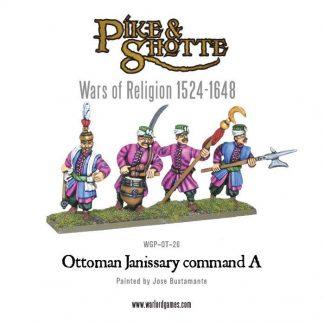 Ottoman Janissary Command A 1