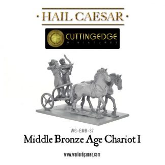 Middle Bronze Age Chariot I 1