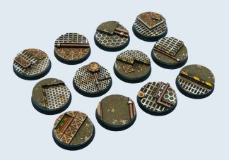 Tech Bases, Round 25mm (5) 1