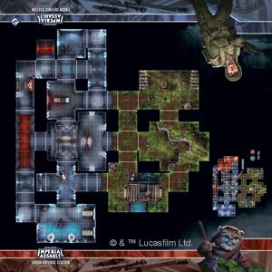 Imperial Assault: Endor Defense Station 1