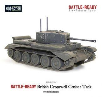 Cromwell Battle Ready Tank 1