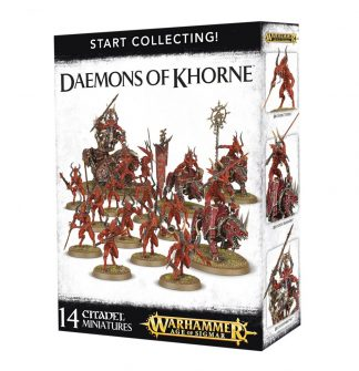 Start Collecting! Daemons of Khorne 1