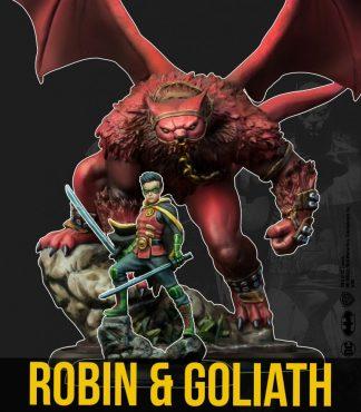 Robin & Goliath 1