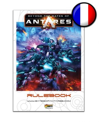 Beyond the Gates of Antares Rulebook (French) 1